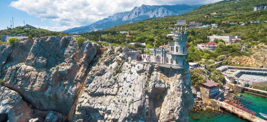 14 мест в Крыму для обязательного осмотра