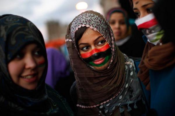 Ливийский свадебные традиции