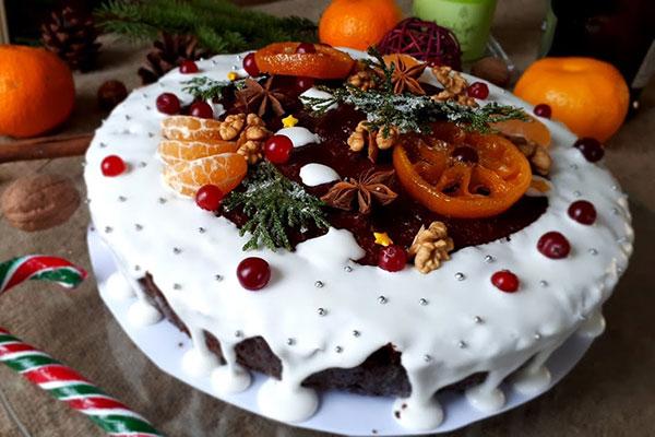 Пирог для Рождества