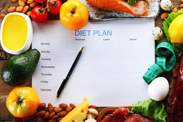 План питания