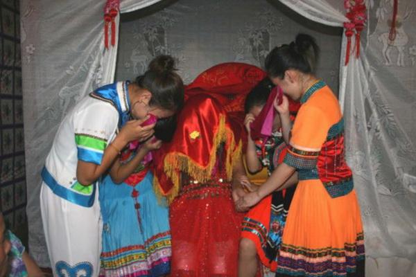 Плачущая невеста Китая