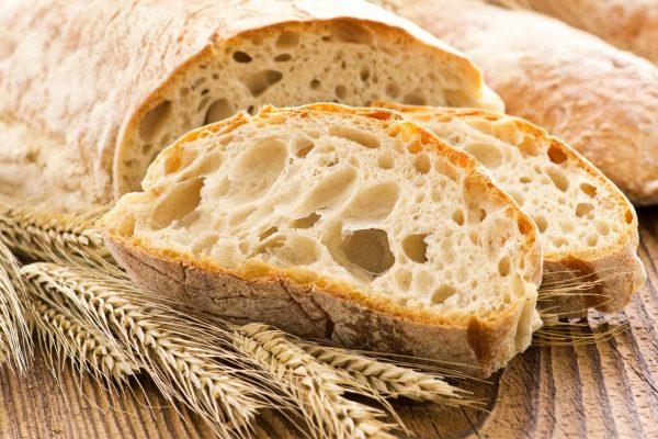 Пористый хлеб