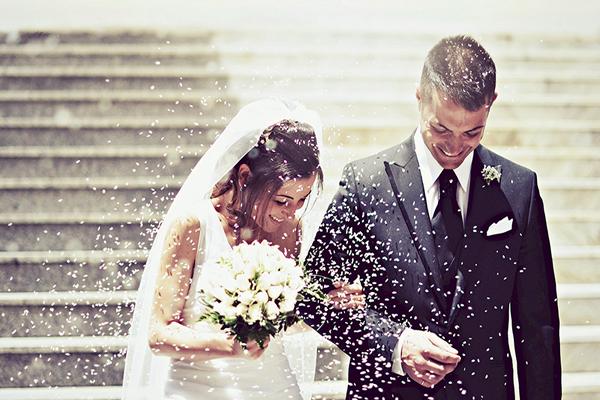 Рис на свадьбе