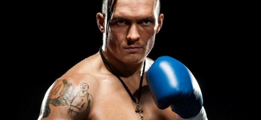 """Александр Усик впечатлил фанатов бокса, воссоздав легендарную сцену из фильма """"Рокки"""""""