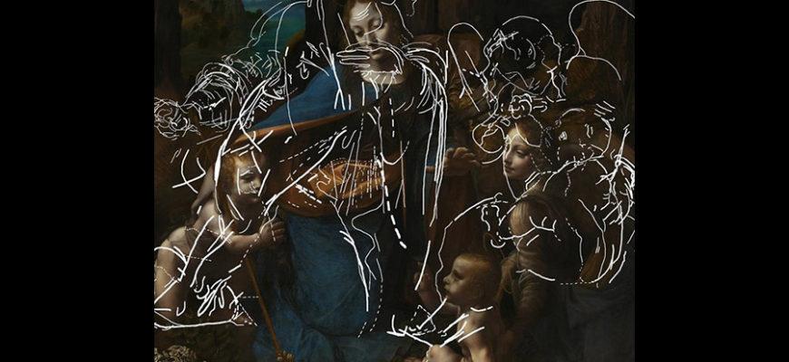 На картине Леонардо да Винчи обнаружено тайное изображение