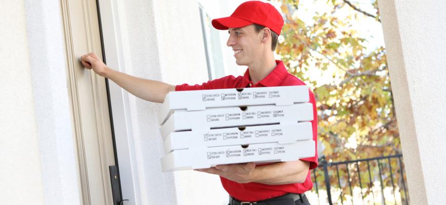 В США курьеры признались, что едят заказы клиентов