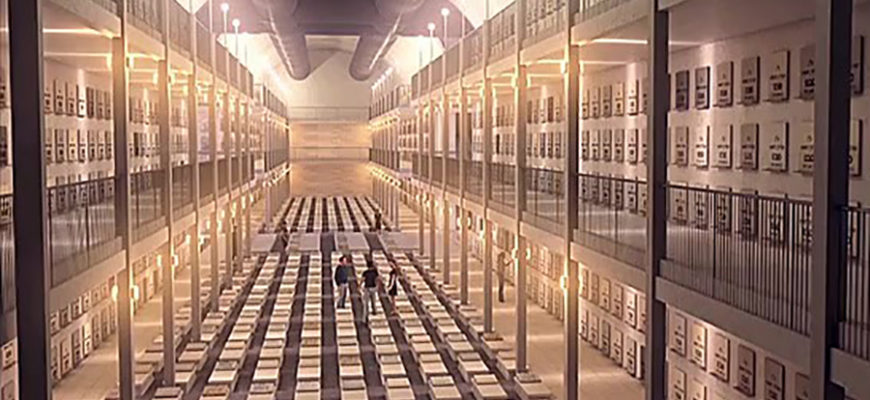 В Иерусалиме умерших будут хоронить в подземном кладбище