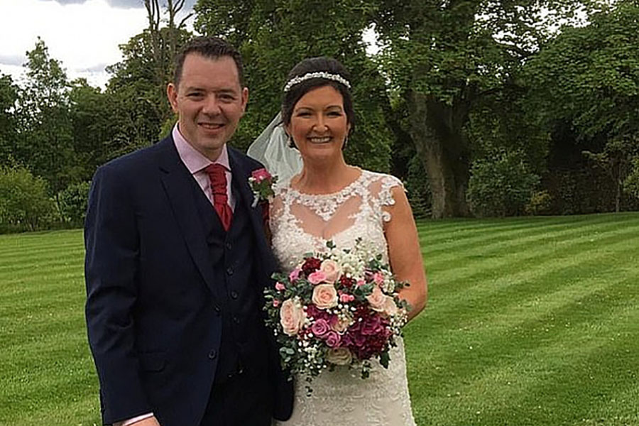 Неудачно окончившаяся свадьба заставила мужа забыть о своей жене