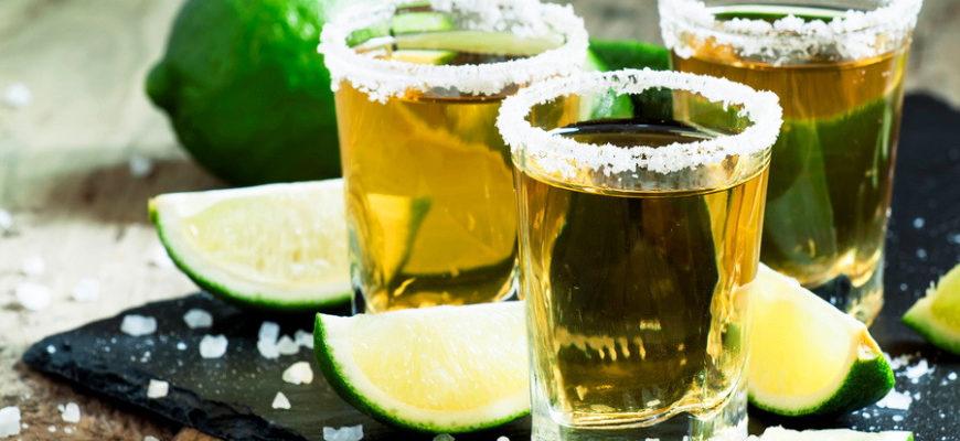 соль и алкоголь