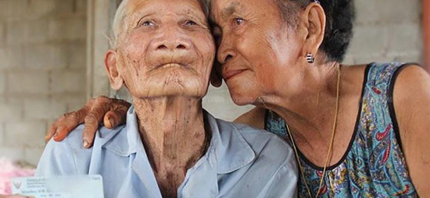 В Таиланде обнаружен мужчина, родившейся в позапрошлом веке
