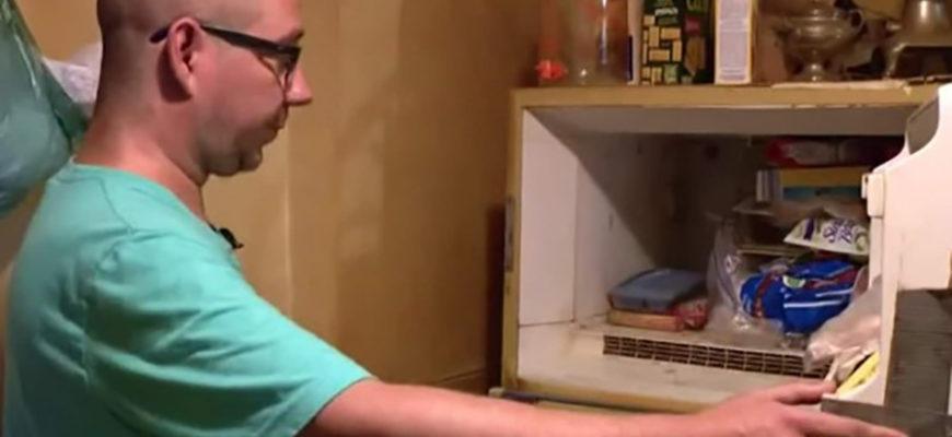 Американка почти 40 лет хранила в холодильнике тело младенца