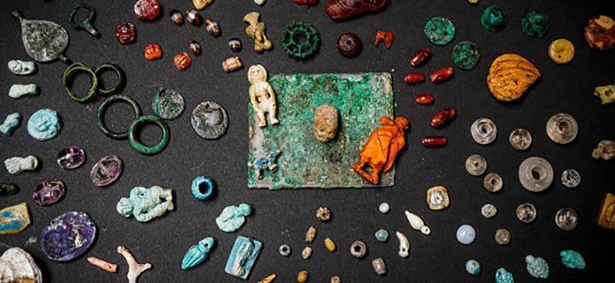 Археологи нашли в руинах Помпей древний клад с сокровищами