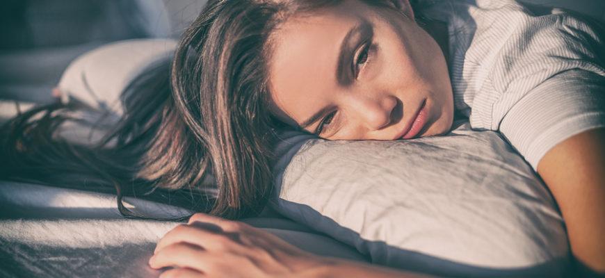 Хроническая усталость оказалась для женщины серьезной болезнью