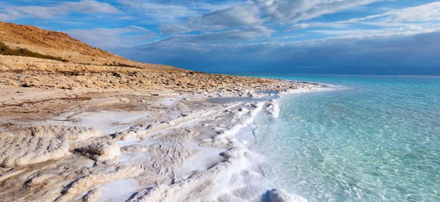 Геологи предупреждают, что Мёртвое море мелеет с беспрецедентной скоростью