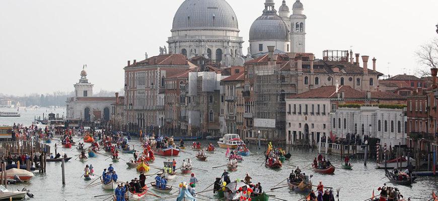 В Венеции для туристов придумали еще один запрет