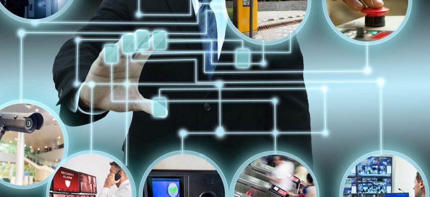 Комплексная охранная система и ее принцип работы