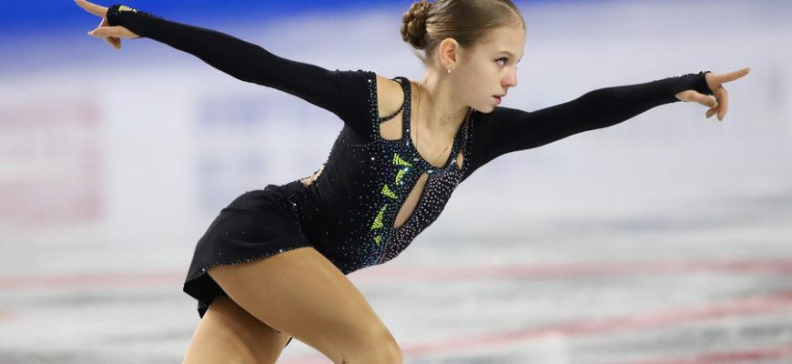 15-летняя фигуристка из России побила сразу два рекорда и попала в книгу Гиннесса