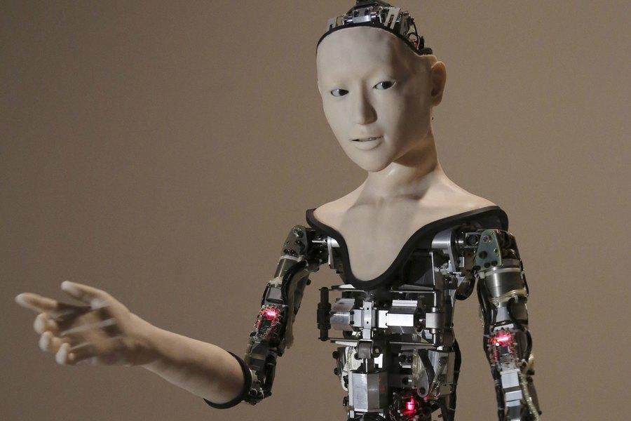 Отец заказал роботизированную копию своего умершего сына