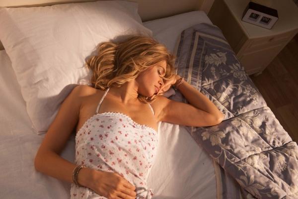 Сон на шелковой наволочке