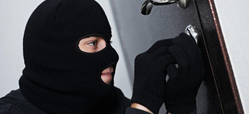 Грабителя ограбили пока он совершал преступление