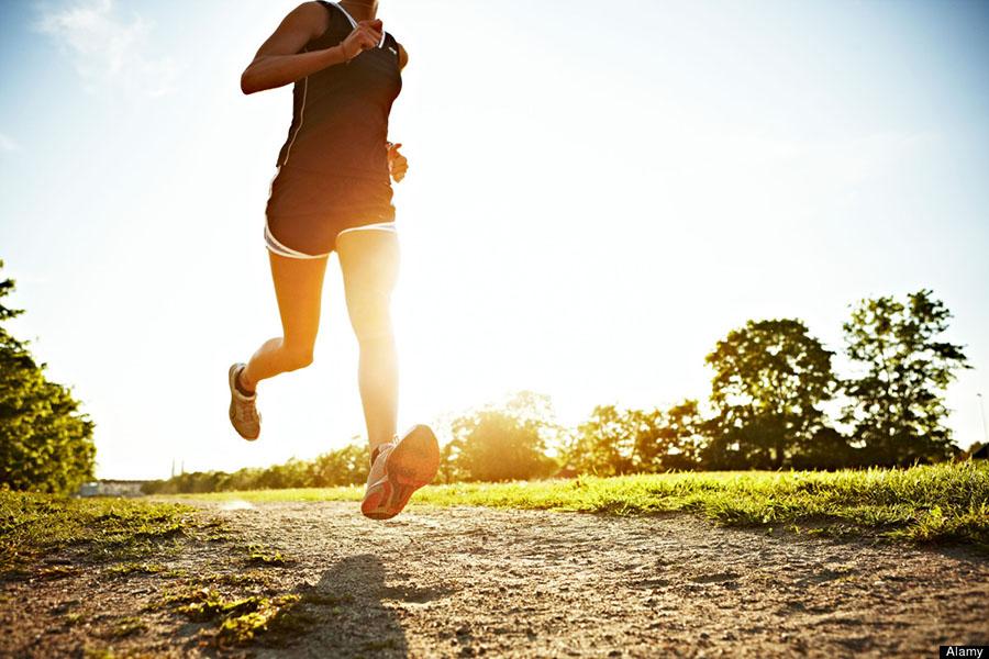 Британка готовилась к забегу на пять километров и лишилась ноги