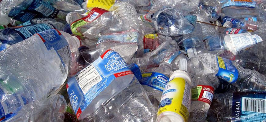 На Филиппинах собранный пластик обменивают на рис