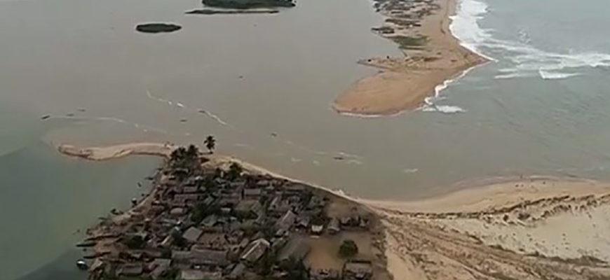 Кот-д'Ивуар скоро уйдет под воду