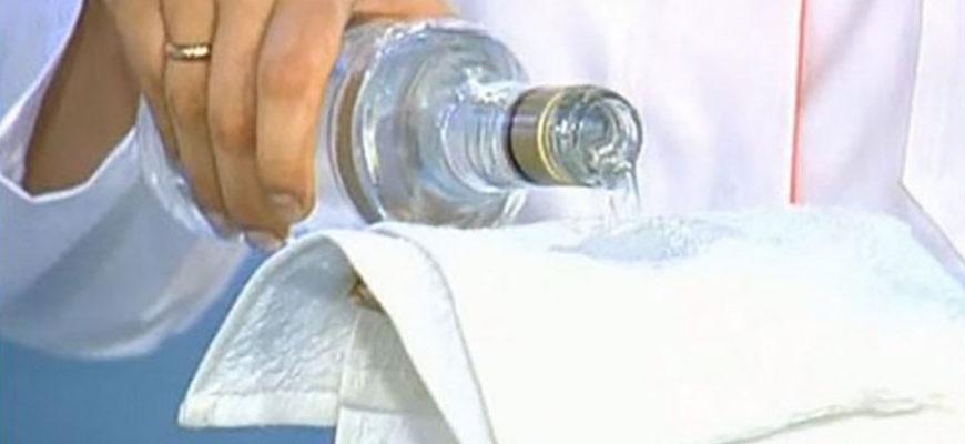 Медики рассказали, против каких болезней поможет водка