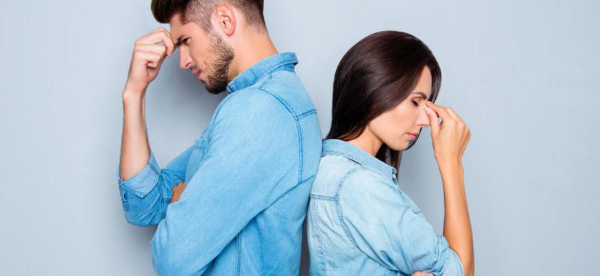 Мужчина-расточитель скрыл свой развод от своей же жены