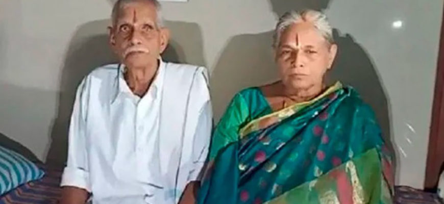 В Индии женщина впервые забеременела и стала матерью в 74 года