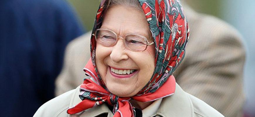 Королева Великобритании подшутила над американскими туристами