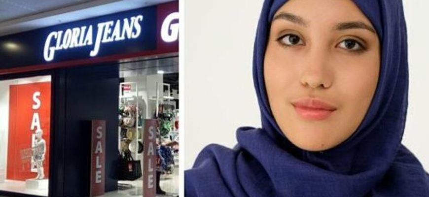 В России впервые сняли рекламу с участием модели в хиджабе