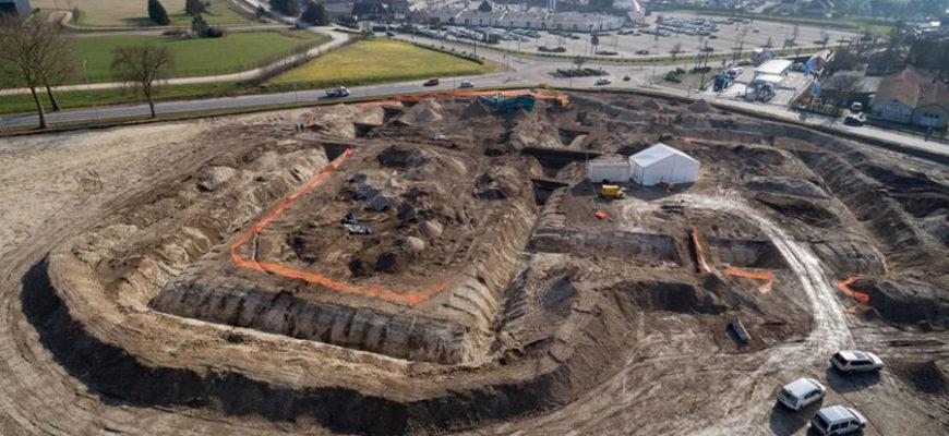 В гробнице «Леди из Викса» археологи обнаружили тайную комнату