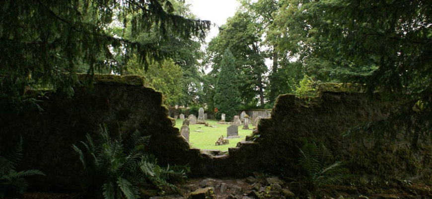 В Шотландии разыскивают исчезнувшую из могилы ведьму