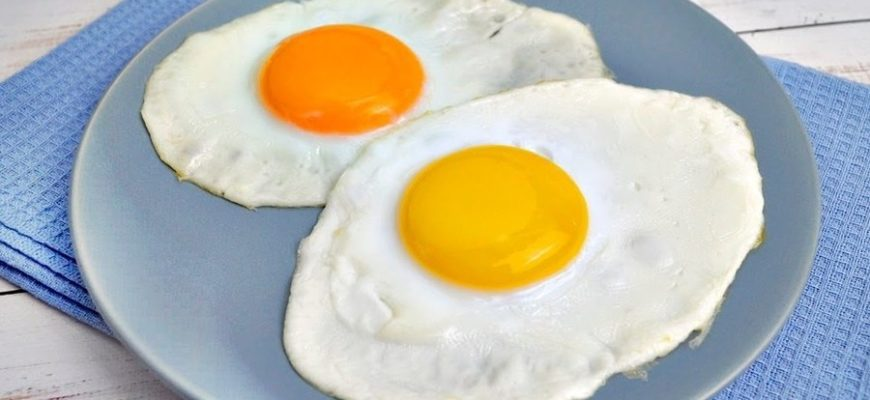 Мужчина умер после того, как пожарил яичницу из утиных яиц