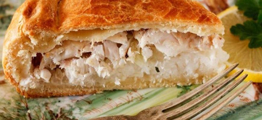 Любовь к рыбному пирогу привела к разоблачению преступника