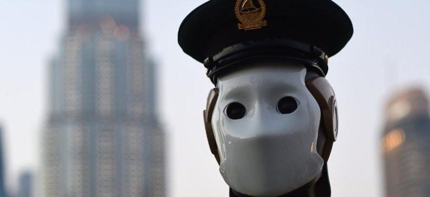 Американские роботы-полицейские пугают людей сбоями в работе