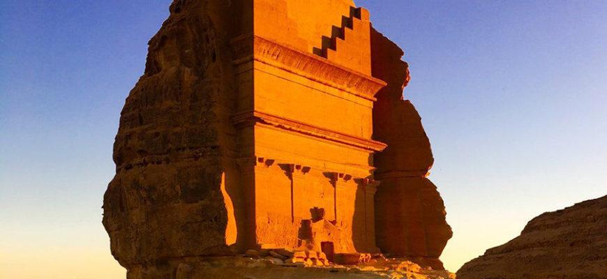В Саудовской Аравии начинаются раскопки руин исчезнувшей цивилизации набатеев