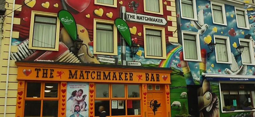 В ирландской деревушке проходит традиционный Фестиваль знакомств