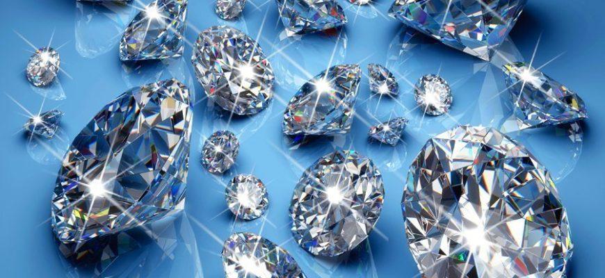 В Якутии найден алмаз с алмазом внутри