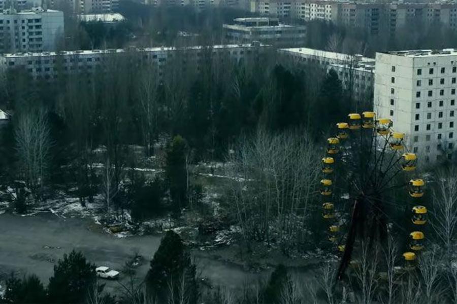 Двое школьников сбежали в Чернобыль под впечатлением сериала