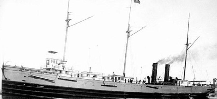 На дне озера в США обнаружили затонувший 118 лет назад «корабль-призрак»