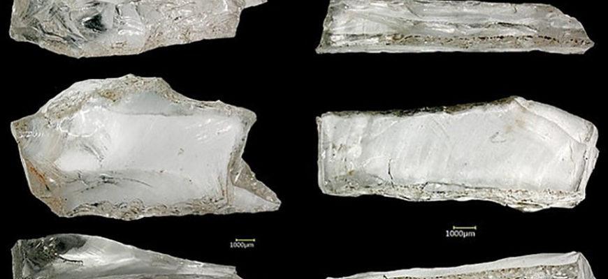 В Шри-Ланке найдены 45 000-летние кварцевые инструменты, используемые для охоты на животных