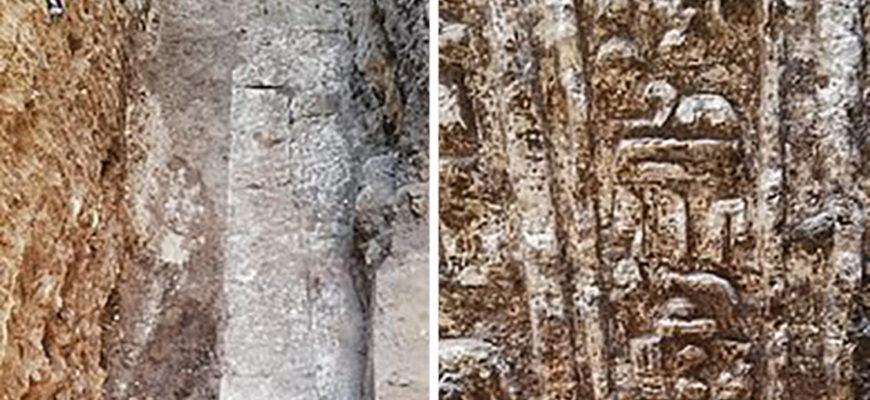 Потерянный 2200-летний храм Птолемея IV начали раскапывать в Египте