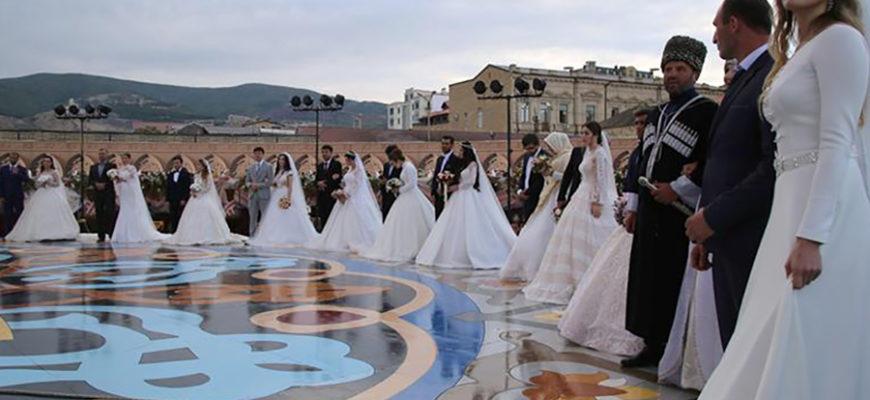 Дагестанскую свадьбу внесли в Книгу рекордов Гиннесса