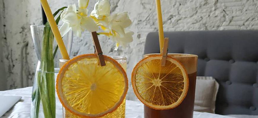 В итальянских барах в качестве соломки для напитков начали использовать макароны