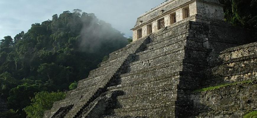 Древние майя еще 1800 лет назад умели изменять климат