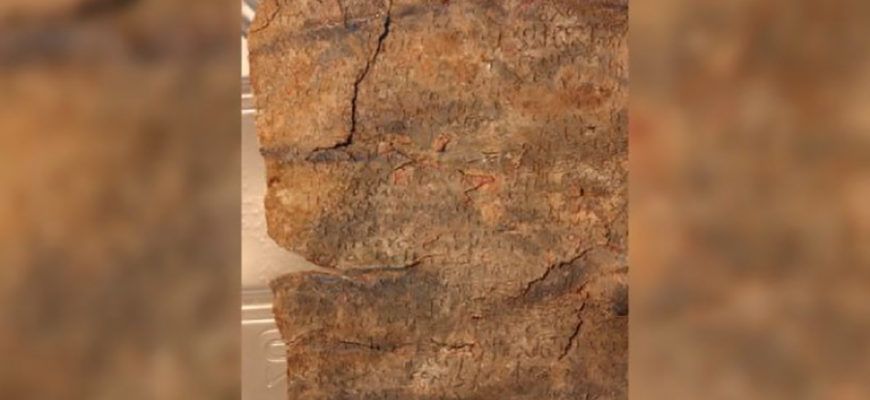 Ученые расшифровали древнее «проклятие танцовщицы»