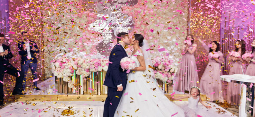 Самозванец-жених организовал богатую свадьбу и заставил невесту ее оплатить