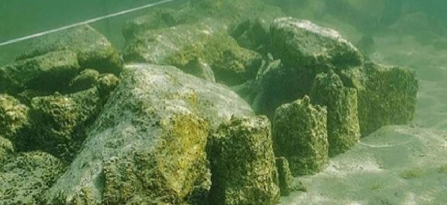 На дне Боденского озера швейцарские археологи обнаружили подводный памятник 5500-летней давности